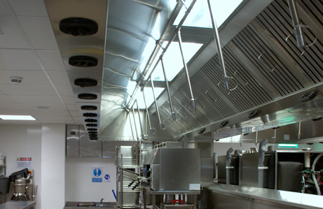 Foodservice counters