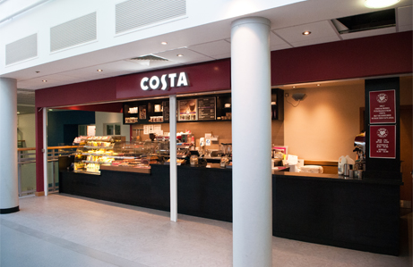 Costa Coffee: Barnet Hospital